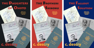 The Onoto Trilogy by C. Descry